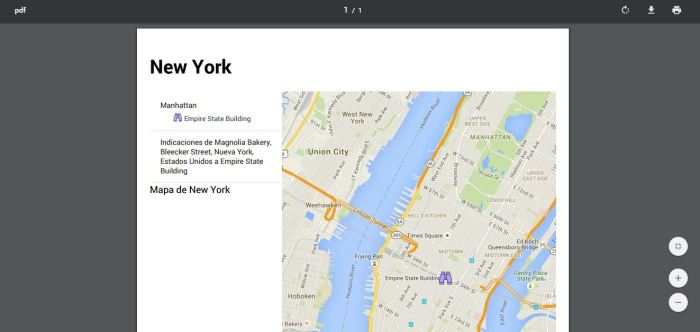 Cómo crear un mapa personalizado de viaje con Google My Maps: Mi ...