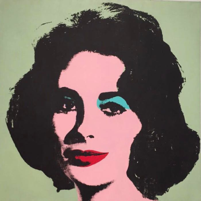 Liz de Andy Warhol