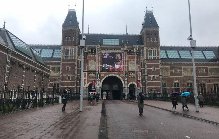 10-Rijksmuseum, entrada interna