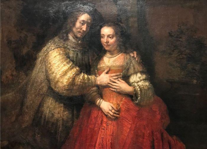 15-La novia judía 1665