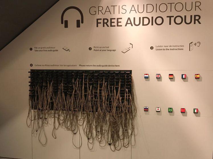 2-Retiro y entrega Audio tour