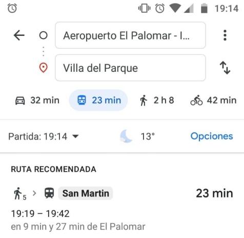 Google-maps-trenes-el-palomar-amarviajarblog1